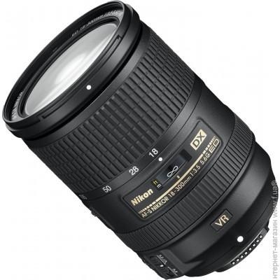 ᐈ <b>NIKON Nikkor AF</b>-<b>S 18</b>-<b>300mm</b> f/3.5-5.6G DX ED VR ~ Купить ...
