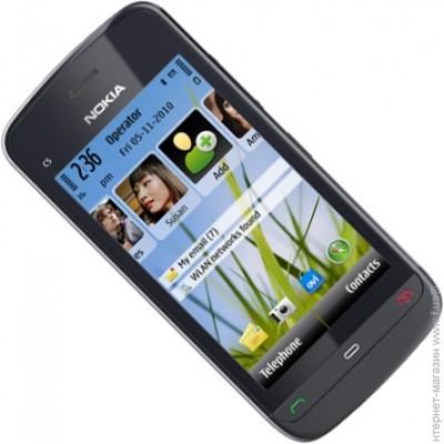 �������� Nokia C5-03 Graphite Black