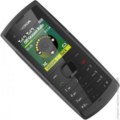 ������� Nokia X1-01 Dual Dark Grey