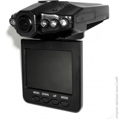 Автомобильный видеорегистратор с видеовходом