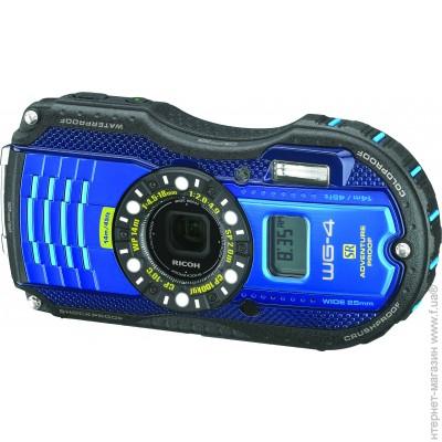 Pentax Ricoh WG-4 GPS Blue (08556)