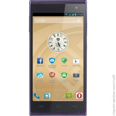 �������� Prestigio MultiPhone 5505 DUO Blue