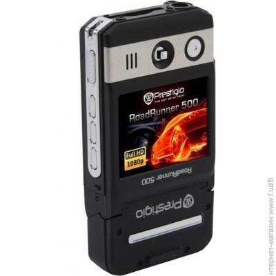 Prestigio RoadRunner 500 (PCDVRR500)