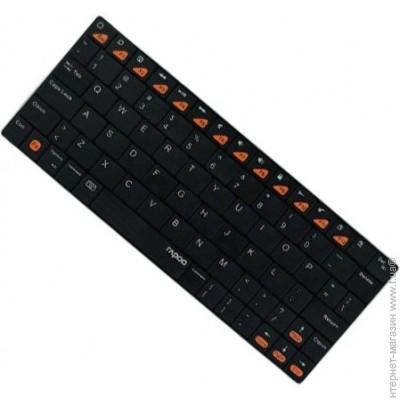 ���������� Rapoo Bluetooth Ultra-slim Keyboard for iPad black (E6300)