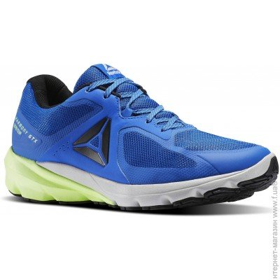 8bd0d9f65963 Reebok OSR Harmony Road GTX мужские Vital Blue   Skull Grey   Electric  Flash, 8