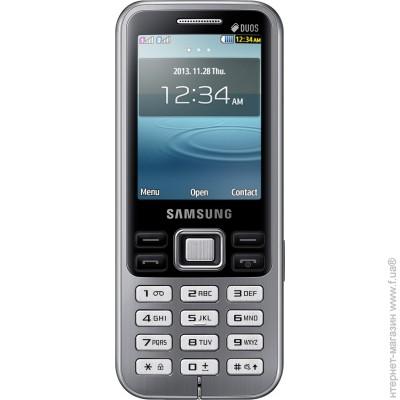 ������� Samsung C3322i Duos Midnight black