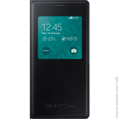 Samsung G800 Galaxy S5 mini Black (EF-CG800BBEGRU)