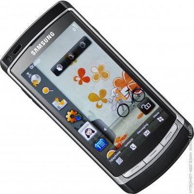�������� Samsung i8910 Omnia Deep Black