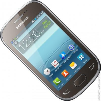 ������� Samsung S5292 Rex 90 Gold Brown