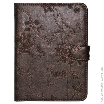 ������� Saxon Case for Amazon Kindle 4 Touch Berry Brown