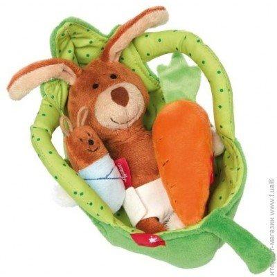 459857e5dcac ... Мягкая игрушка Sigikid Люлька для кролика (41687SK) цена