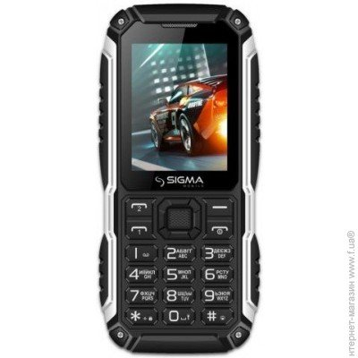 790e5fc02e1083 Телефон SIGMA MOBILE X-treme PT68, Sigma Mobile X-treme PT68 Black цена. 1  344 грн
