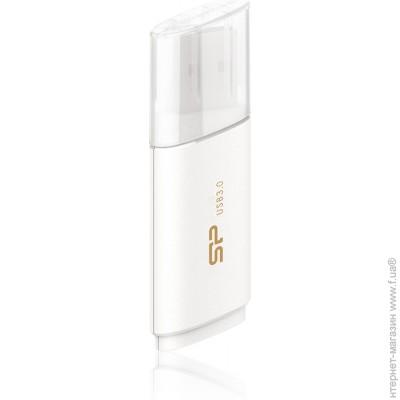 Silicon-Power Blaze B06 32GB White (SP032GBUF3B06V1W)