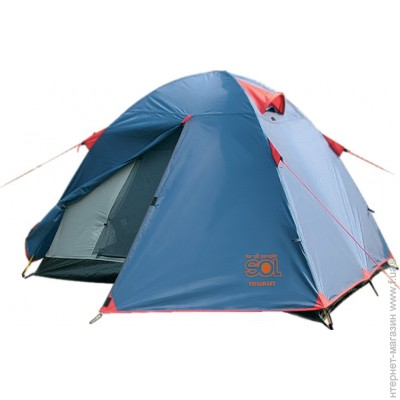 Палатка KingCamp Monza 3 Green