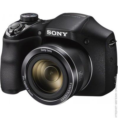 Sony Cyber-shot H300 Black (DSCH300.RU3)