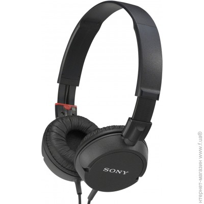 Sony MDR-ZX100 Black