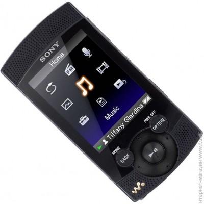 Sony Walkman NWZ-S544 8Gb Black (NWZS544/B)
