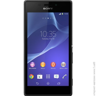 �������� Sony Xperia M2 D2302 DualSim Black