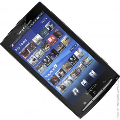�������� Sony-Ericsson X10 Xperia Sensuous Black