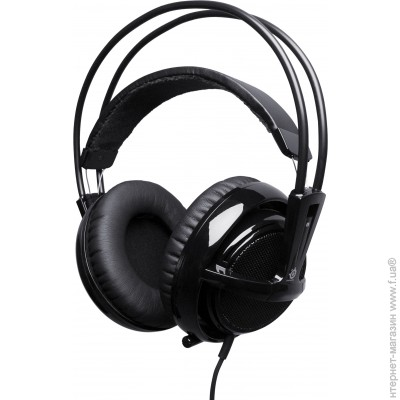 SteelSeries Siberia v2 USB Black (51103)