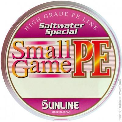 ���� Sunline SWS Small Game PE 150� 0.2/0.074�� 5Lb/2.1�� (16580409)