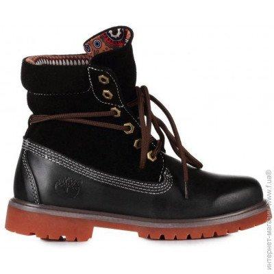 f5ce2266 Женские ботинки Timberland Bandits W, Женские ботинки Timberland Bandits  Black W размер 40 (116928-40) цена