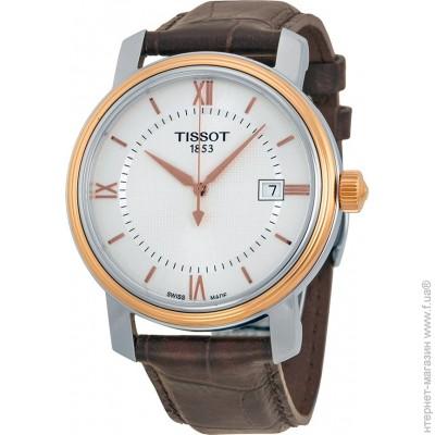 Отзывы часах tissot t36131672