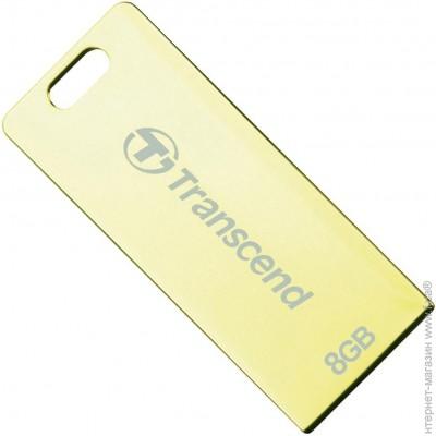 Transcend JetFlash T3G 32GB Golden (TS32GJFT3G)