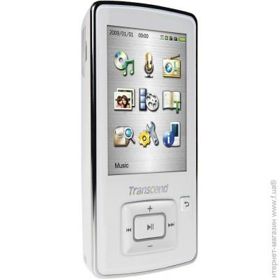 Transcend T.Sonic 870 / MP870 8Gb White (TS8GMP870W)