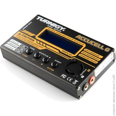 Turnigy �������� ���������� Turnigy Accucell 6 50W 6A (� ����������)