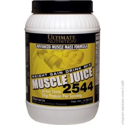 Ultimate Nutrition Muscle Juice 2544 2 25 .
