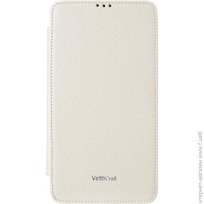 Vetti Craft Hori Cover for Nokia Lumia 1320 (White)