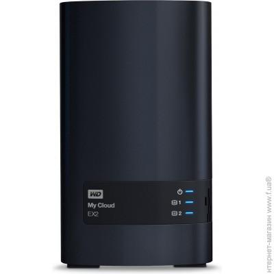 Western Digital My Cloud EX2 (WDBVKW0000NCH-EESN)