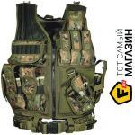 leapers ������������ ����� Leapers Law Enforcement Tactical Vest, woodland digital (PVC-V547ET)