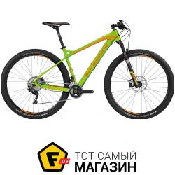 Велосипед Bergamont Revox LTD Carbon 2016 29 зеленый/оранжевый 20 (16-YMT-H-1026-L)