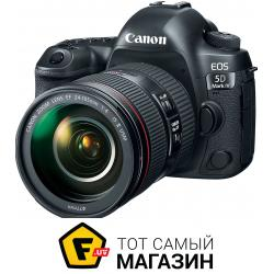 Фотоаппарат Canon EOS 5D Mark IV Kit 24-105mm IS II USM