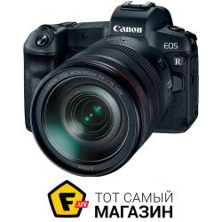 Фотоаппарат Canon EOS R RF 24-105mm L Kit + MT EF-EOS