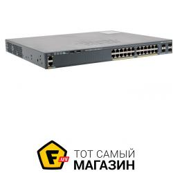 Коммутатор Cisco Catalyst 2960-X (WS-C2960X-24PS-L)