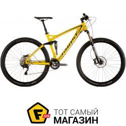 Велосипед Ghost AMR LT 5 2015 29 желтый/черный/белый 19 (15AM1033)