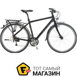 Велосипед Ghost TR 7500 2011 28 черный/серый 20.5 (11TR0188)