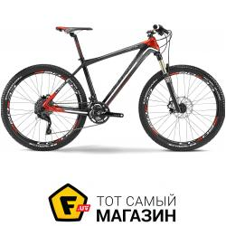 Велосипед Haibike Light SL 26 черный/красный 19 (4154230349)