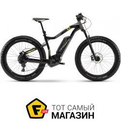 Электровелосипед Haibike Xduro FatSix 9.0 2018 26 черный 20 (4540398850)