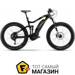 Электровелосипед Haibike Xduro FullFatSix 9.0 2018 26 черный 20 (4540402850)