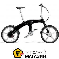 Электровелосипед Mando Footloose B07 черный