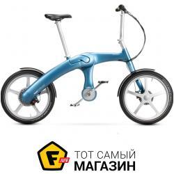 Электровелосипед Mando Footloose LB07 голубой