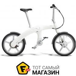 Электровелосипед Mando Footloose W07 белый