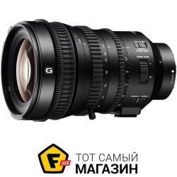 Объектив Sony 18-110mm, f/4.0 G Power Zoom E-mount (SELP18110G.SYX)
