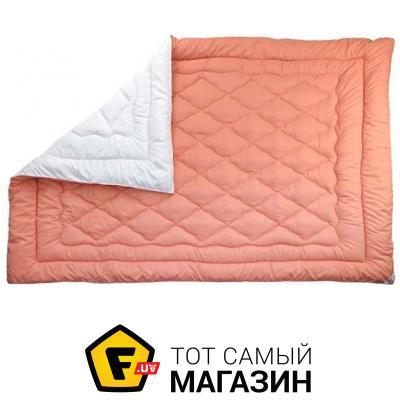 Одеяло Руно 321.52ШУ персиковый