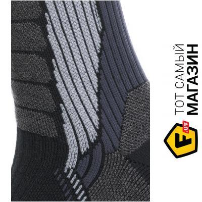 Носки Accapi Trekking Primaloft Short 45-47, black (H0870-999-45)