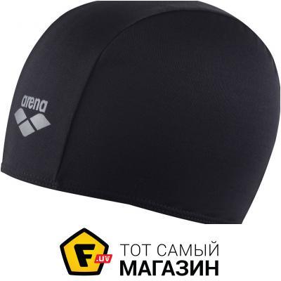 Шапочка для плавания Arena Polyester black (91111-59)
